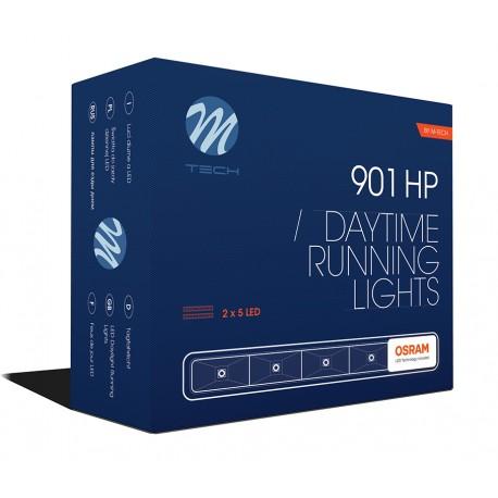 Światła do jazdy dziennej LED DRL 901HP (LD901)