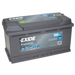Akumulator Exide Premium rozruchowy EA1000 12V 100Ah 900A