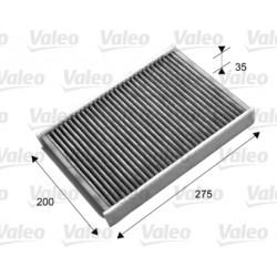Filtr kabinowy z węglem VAL715702