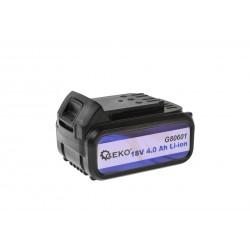 Bateria akumulatorowa 18V 4.0 Ah Li-ion
